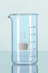 Bekerglas 600 ml  HM
