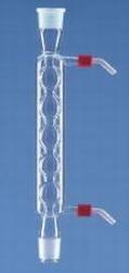 Bolkoeler 400 mm met GL 14  NS 29/32