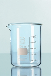Bekerglas 250 ml  LM