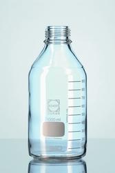 Labfles 5000 ml met GL 45
