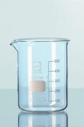 Bekerglas 600 ml  LM