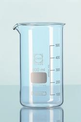 Bekerglas 600 ml  HM