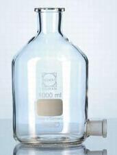 Stutzenfles 500 ml (Stutzenflasch)