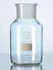 Standfles Wijdhals 500 ml / Borosilicaatglas