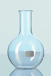 Platbodemkolf 250 ml  NH
