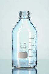 Labfles 3500 ml met GL 45