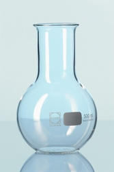 Platbodemkolf 100 ml  WH