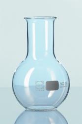 Platbodemkolf 1000 ml  WH