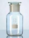Standfles Wijdhals met NS stop 5000 ml / Borosilicaatglas