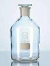 Standfles Nauwhals met NS stop 2000 ml / Borosilicaatglas
