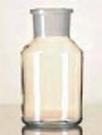 Standfles Wijdhals 500 ml / Kalk-Sodaglas